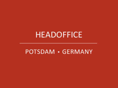 Headoffice Potsdam