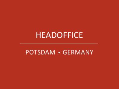 Headoffice Potsdam
