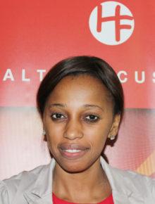 Dorothée Mwananteba